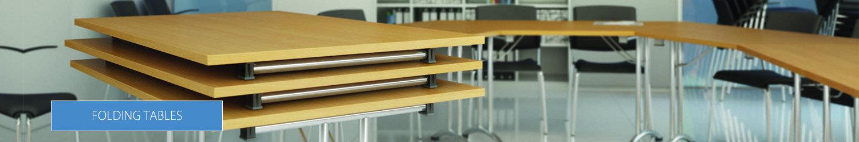 Folding Training Room Tables