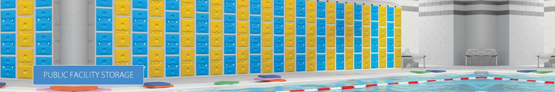 Public Facility Storage Solutions