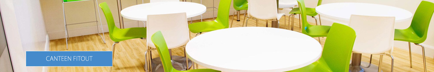 Canteen Fitout Services