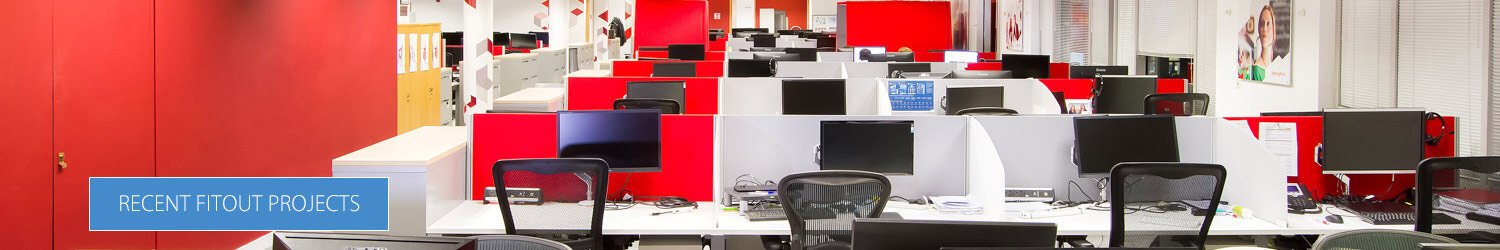 View Our Office Fitout Projects