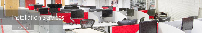 Design & Space Planning - Installation Services