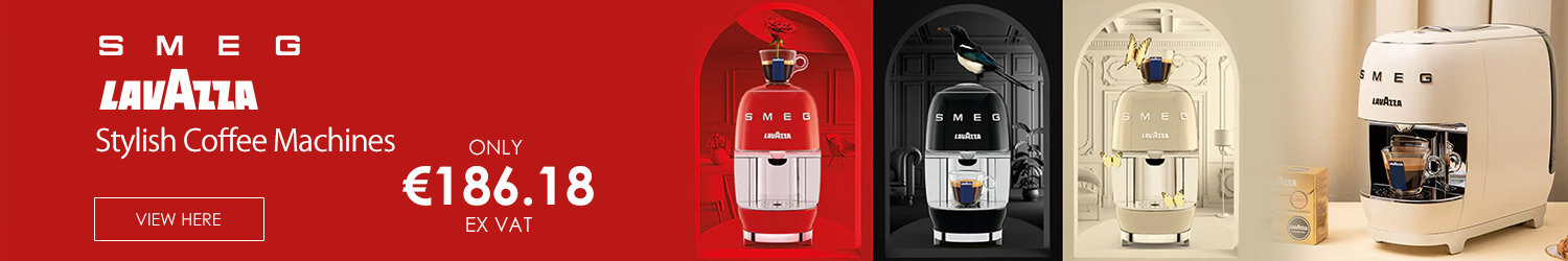 SMEG by Lavazza Office Coffee Machines