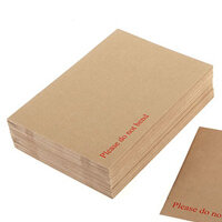 Board Back Envelopes