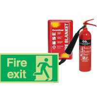 Eco-Friendly Fire Safety Products