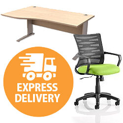 Express Delivery Ranges