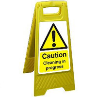 Slippery Floor Signs