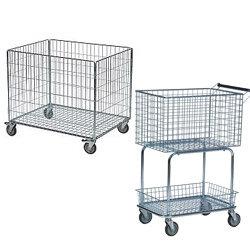Wire Basket Truck Trolley