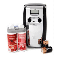 Bathroom Air Freshener Units