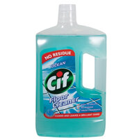 Floor Surface Cleaners and Detergents