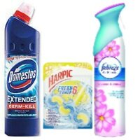Bathroom Fresheners & Odour Neutralisers