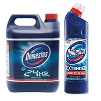 Bathroom Disinfectants