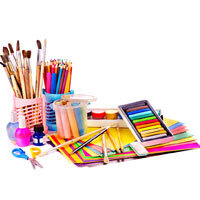 Chalk & Art School Supplies