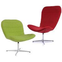 TWIST & TWISTER Designer Lounge Chairs