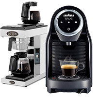 Coffee Machines & Coffee Makers