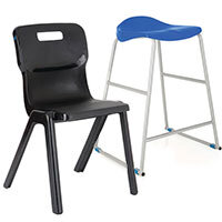 Secondary School & College Chairs