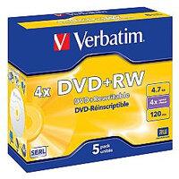 DVD RW Discs