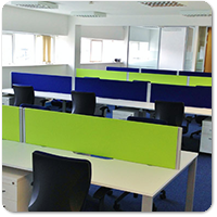 Desking Projects