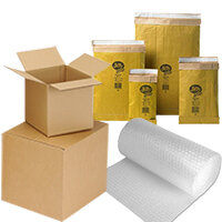 Eco-Friendly Packing Supplies