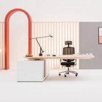 Gravity Height Adjustable Executive Office Furniture Range