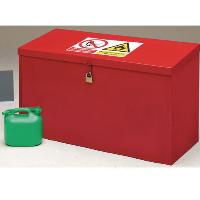 Hazardous Storage Chest & Bins