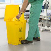Healthcare Waste Bins