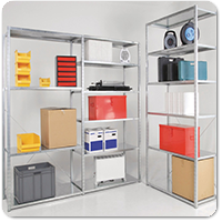 Industrial & Warehouse Storage Solutions