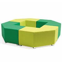 Modular Soft Seating