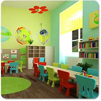 Preschool Furniture & Supplies