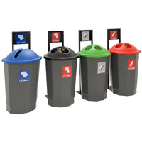 Canteen Recycling Bins