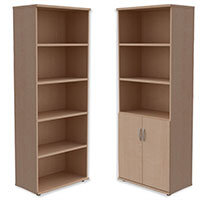 Tall Bookcases - 1600mm and Up