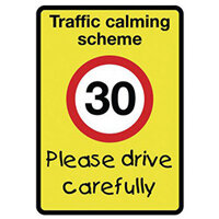 Traffic Management Signs & Barriers