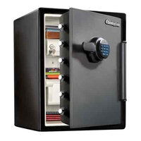 Water, Fireproof Safes