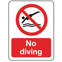 Water Safety Signs