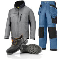 Workwear & Protective Clothing