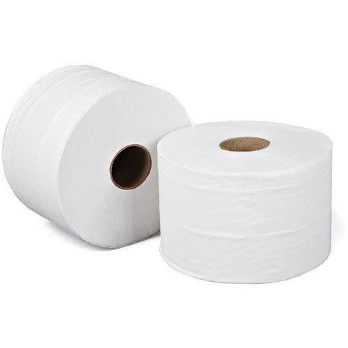 Versatwin Toilet Dispenser Refill Tissue Rolls 1-Ply 180m White Pack of 24