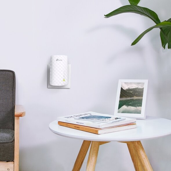 TP-Link RE200 - Wi-Fi range extender - Wi-Fi - Dual Band at HuntOffice.ie