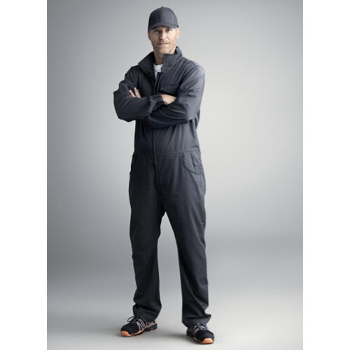 Snickers 6073 Service Overall Black