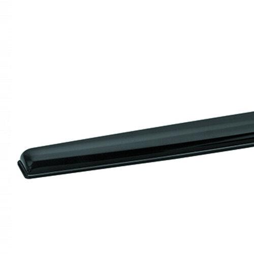 Fellowes Crystal Gel Keyboard Wrist Rest Black 9112201