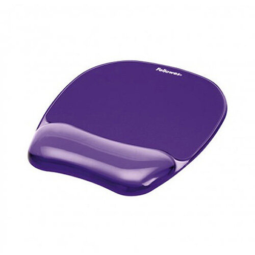 Fellowes Gel Mouse Pad with Wrist Rest Purple Additional Image 7