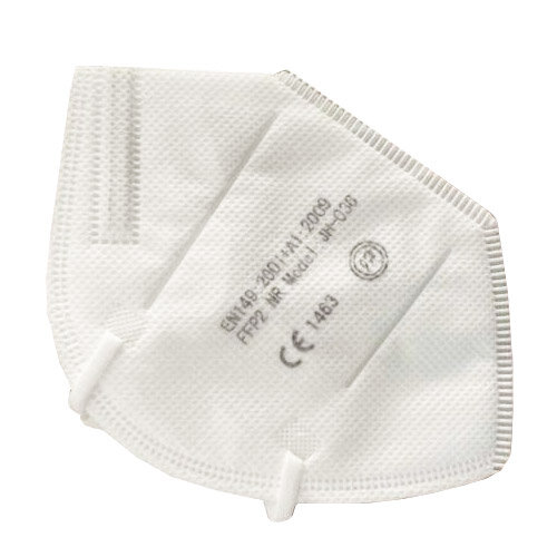 FFP2 Unvalved Respirator Mask Pack of 20 Ref JH-036