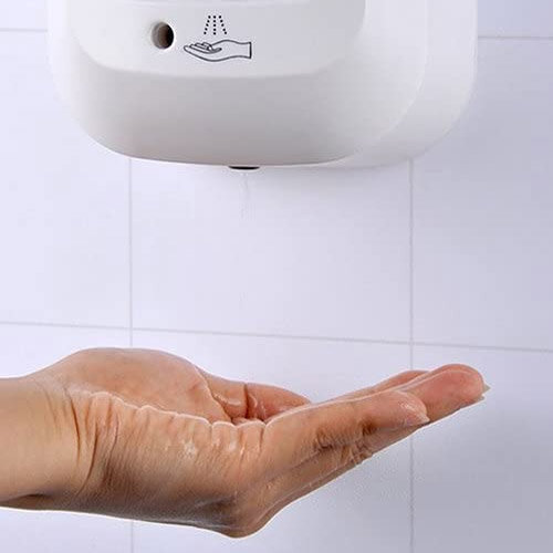 1L Non Touch Wall Sanitizer or Soap Dispenser