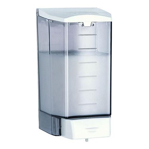 1.1 Ltr Liquid Soap Dispenser & 5 Ltr Anti-Bacterial Soap Bundle Additional Image 1