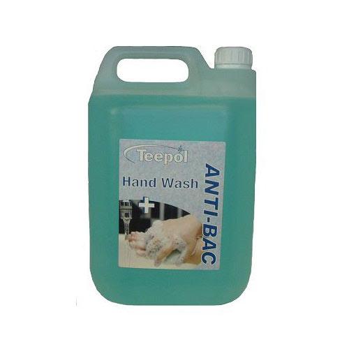 1.1 Ltr Liquid Soap Dispenser & 5 Ltr Anti-Bacterial Soap Bundle Additional Image 2