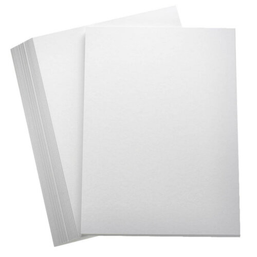 Premier A3 160g White Activity Card (Pack of 50 Sheets) HuntOffice.ie