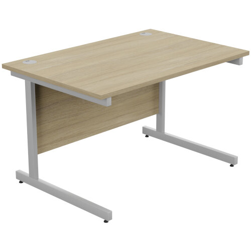 Ashford Office Desk W1200mm Urban Oak