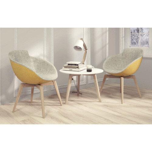 Narbutas NOVA WOOD Occasional Standard & High Tables Additional Image 1