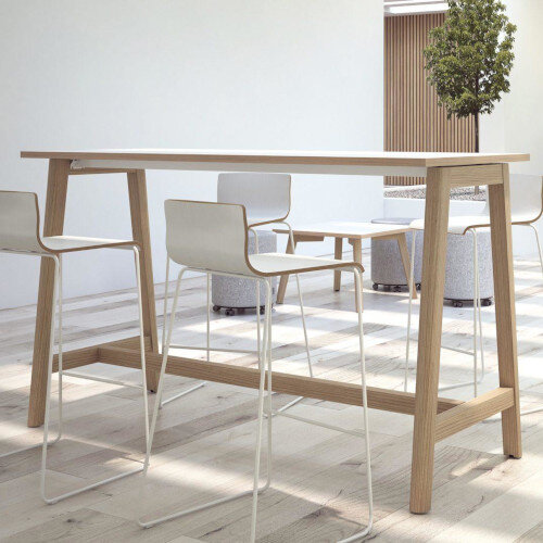 Narbutas NOVA WOOD Occasional Standard & High Tables Additional Image 5