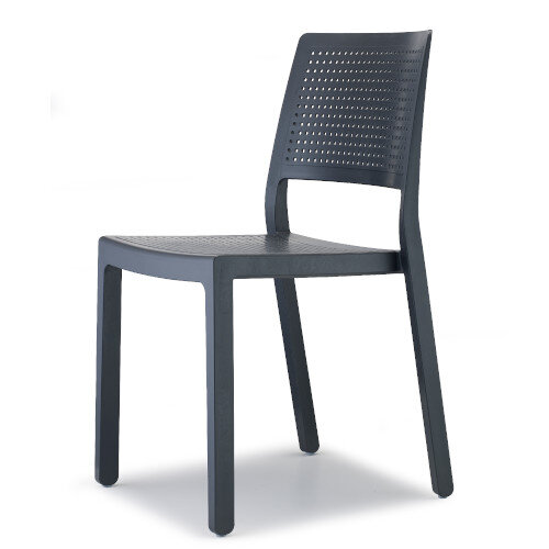 Emi Dining Set Anthracite - Suitable For Indoor & Outdoor Use Additional Image 7