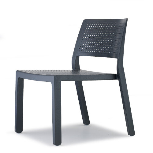 Emi Dining Set Anthracite - Suitable For Indoor & Outdoor Use Additional Image 3