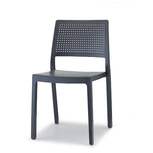 Emi Dining Set Anthracite - Suitable For Indoor & Outdoor Use Additional Image 6